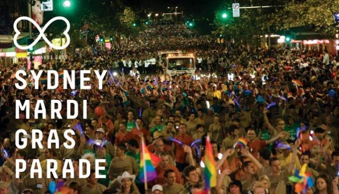 Mardi Gras Parade 2014