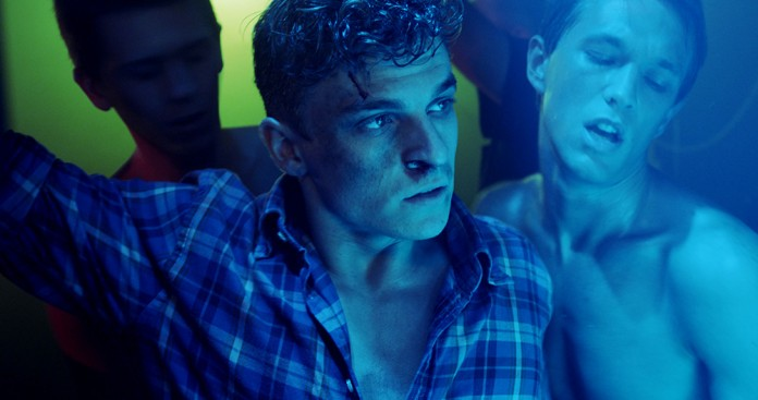 Jack Mathews Drown Mardi Gras Film Festival