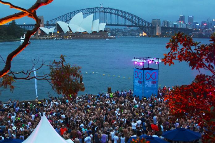 Harbour Party