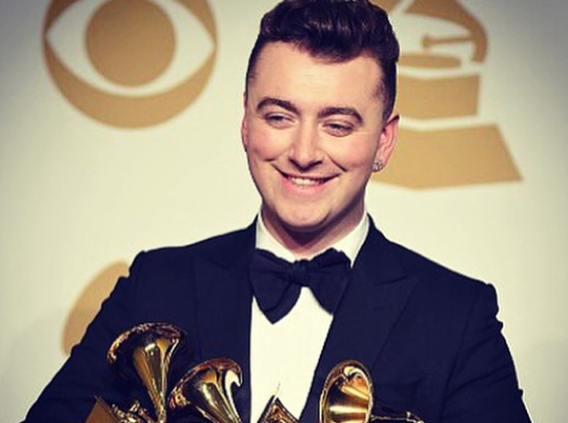 Sam Smith wins four Grammys - Instagram