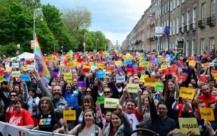Ireland Says Yes in 2015