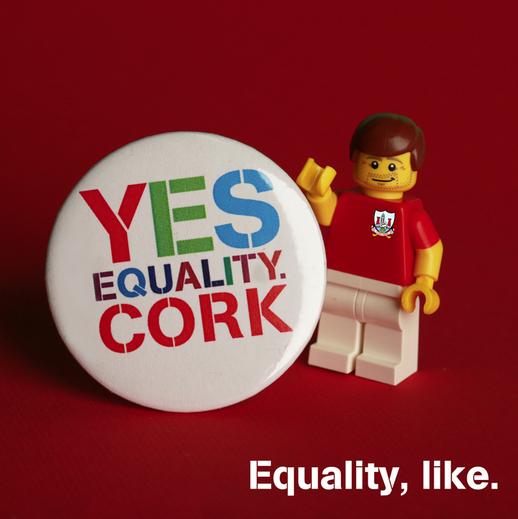 Lego VoteYes