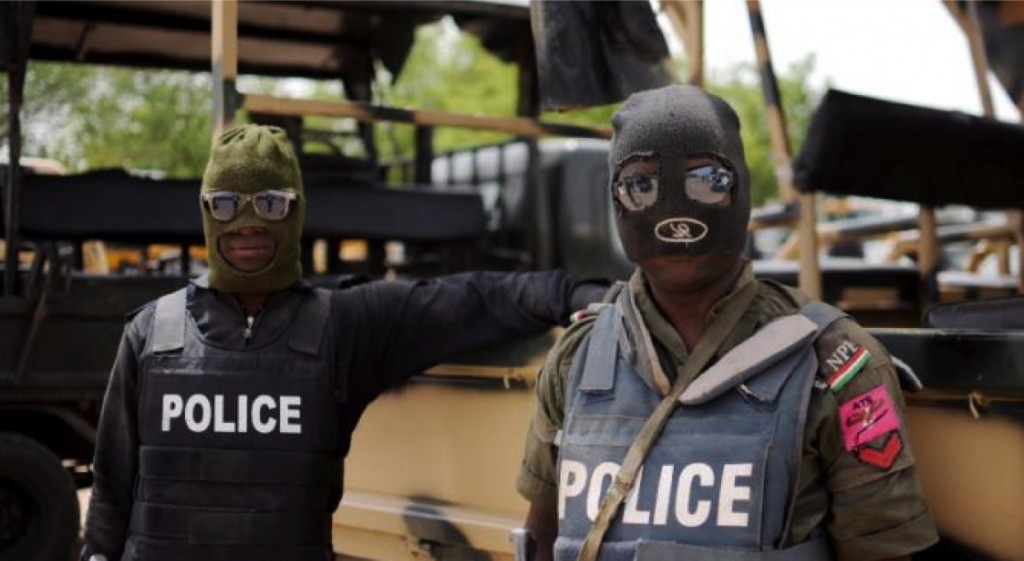 Nigerian State Police