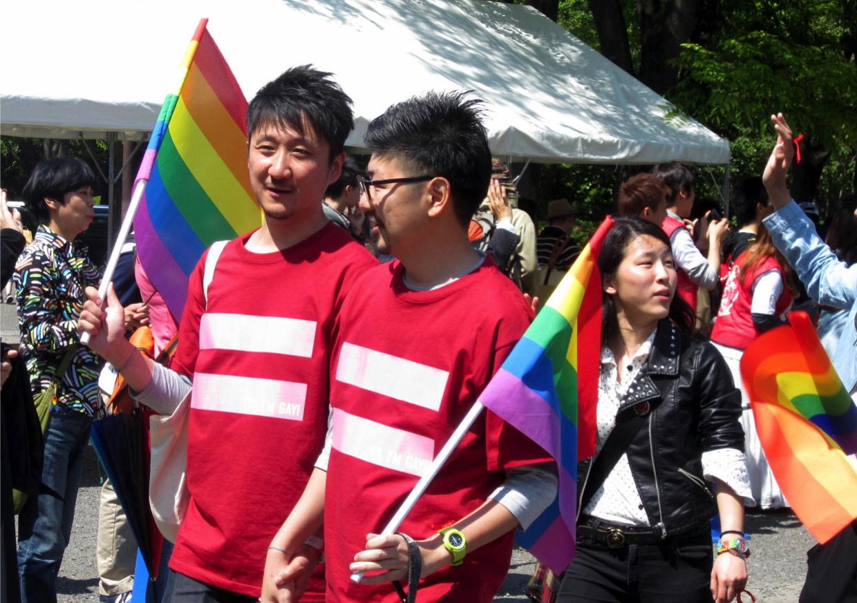 Photo of japanese gays