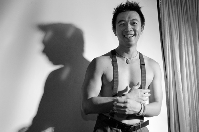 Eikon's 12 Gays of Christmas: Gay 4 - Bernard Lee