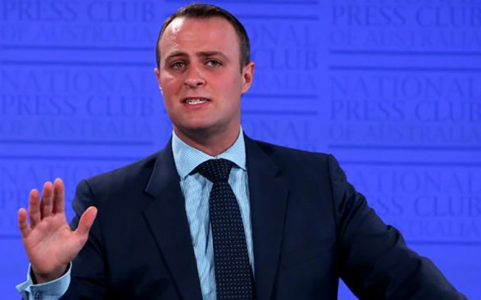 Openly gay candidate Tim Wilson
