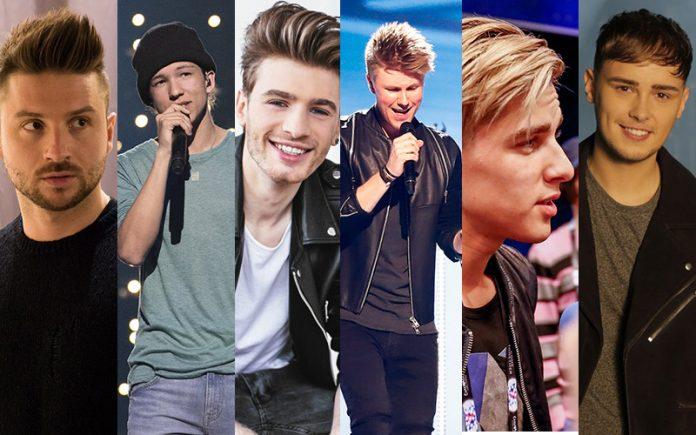 9 hottest men of eurovision 2016