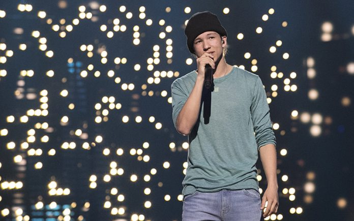 Eurovision 2016 - Frans, Sweden - Photo: Andres Putting (Eurovision 2016)