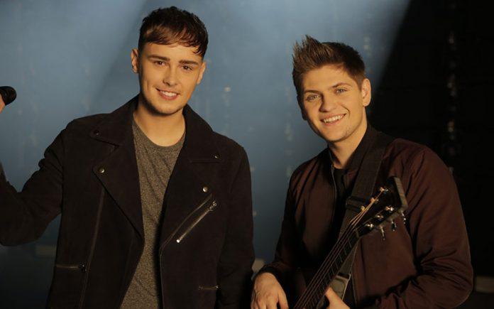 Eurovision 2016 - Joe and Jake, United Kingdom - Photo: David Hopper