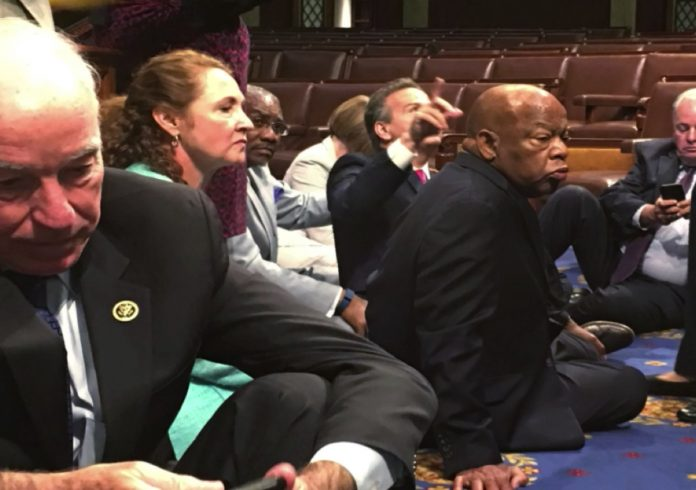 Democrat Sit-ins