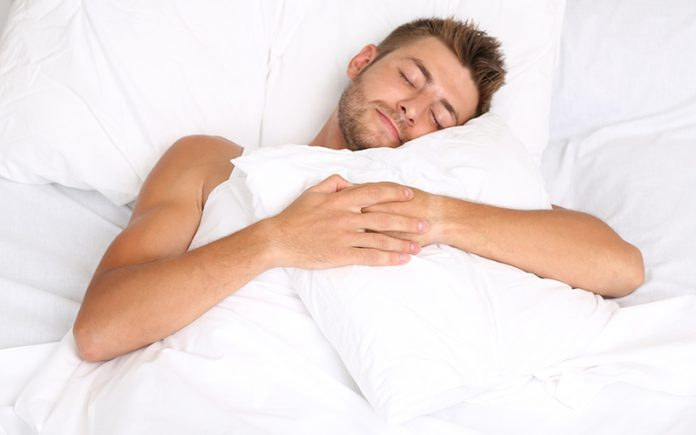 sleep naked