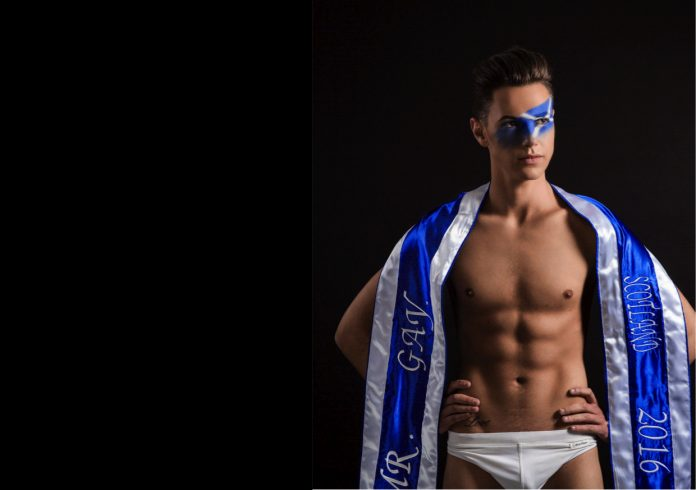 Mr Gay Scotland 2016