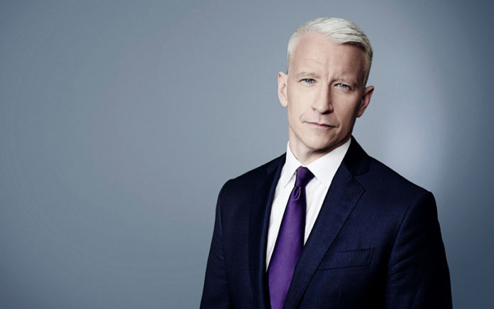 Eikon's Gays of Christmas: Gay 7 - Anderson Cooper (CNN)