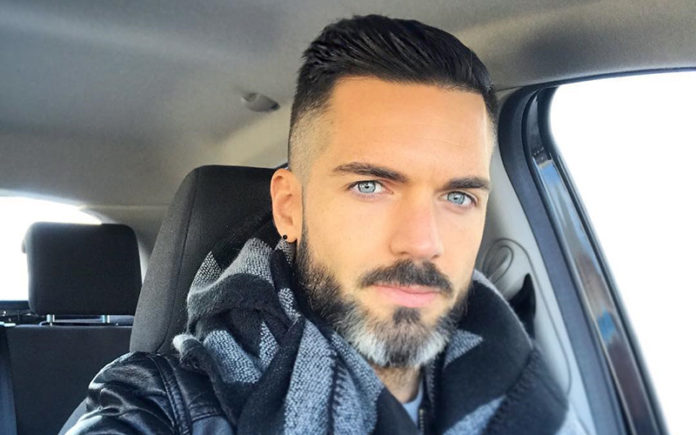 Eikon's 12 Gays of Christmas: Gay 10 - Roger Gosalbez (Instagram)