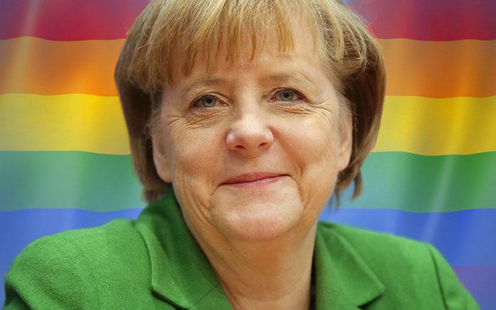 angela merkel german pardon gay convictions