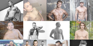 30 male models in 30 days sydney voting live
