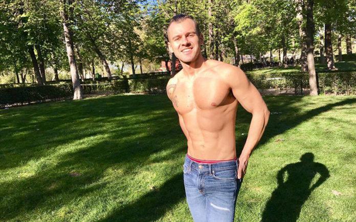 Mr Gay Brazil Vitor Trindade de Castro (Supplied)