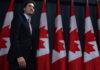 Candian PM Justin Trudeau
