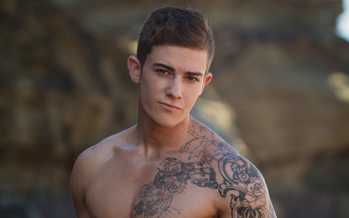 30 Male Models in 30 Days Sydney: Day 21 - Eamon Mulgrew (Andrew Stubbersfield Photography)