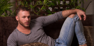 30 Male Models in 30 Days Sydney: Day 1 - Jean Luc (Andrew Stubbersfield Photography)