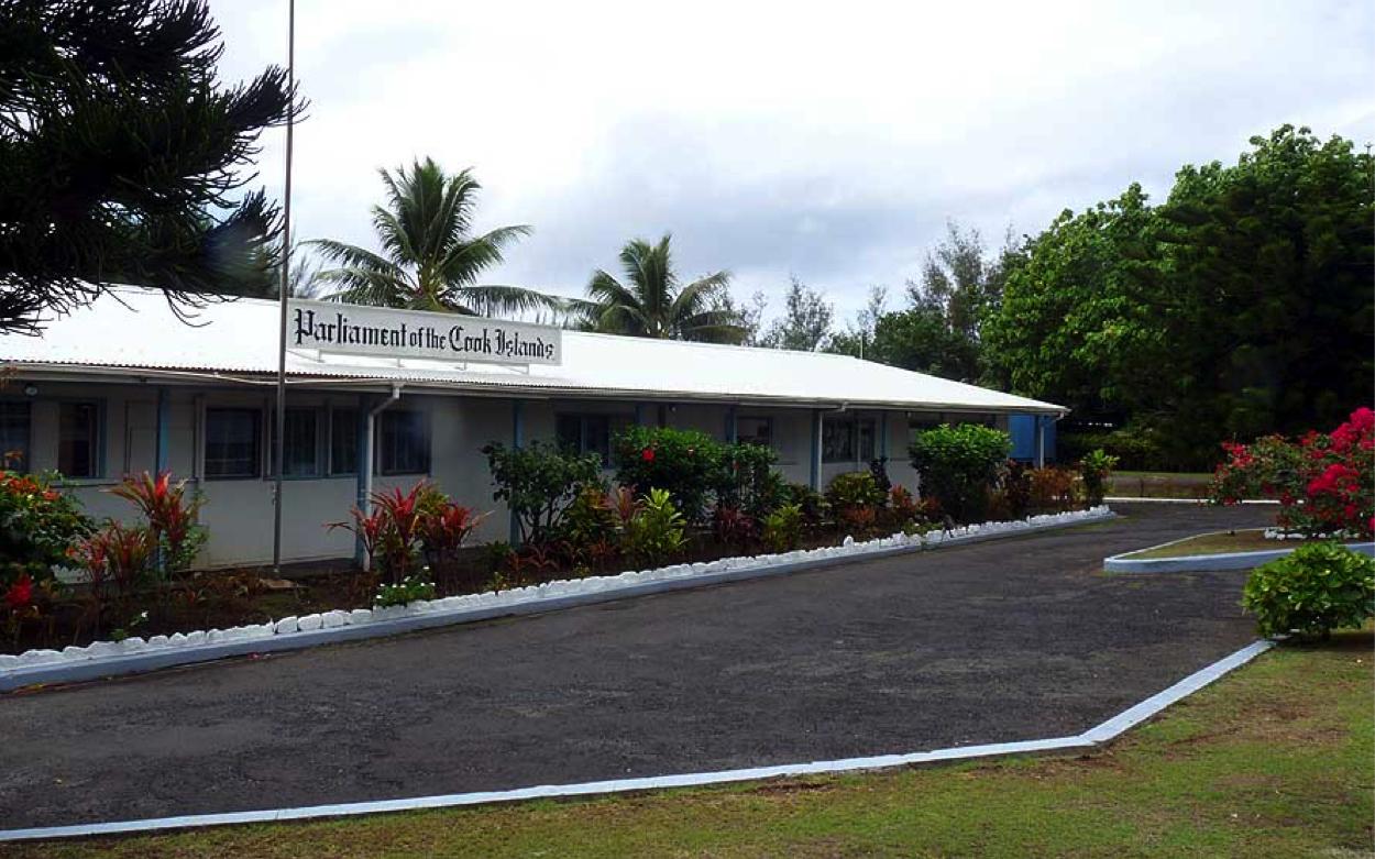 Cook Islands Parliament