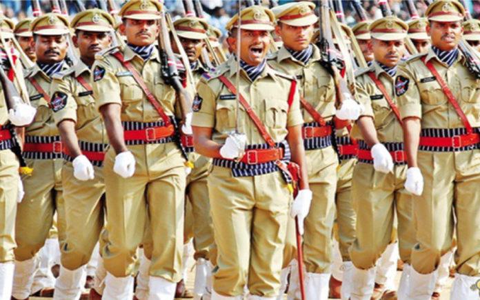 Tamil Nadu Police Force