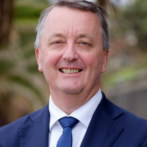 Minister for Health Martin Foley