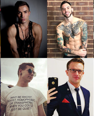 2018 Mr Gay Pride Australia Finalists