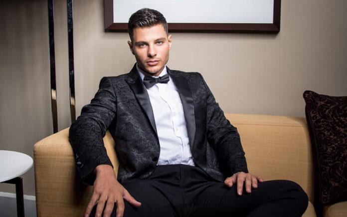 Jordan Bruno - Mr Gay Pride Australia 2018 (Fred LeMarche - The Boy Project)