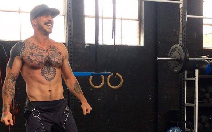 Daniel Megson - Finalist Mr Gay Pride Australia 2018