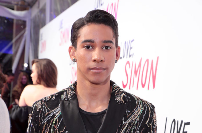 Keiynan Lonsdale - Twentieth Century Fox special screening and performance of LOVE, SIMON, Los Angeles, CA, USA - 13 March 2018 - Photo Credit: Eric Charbonneau