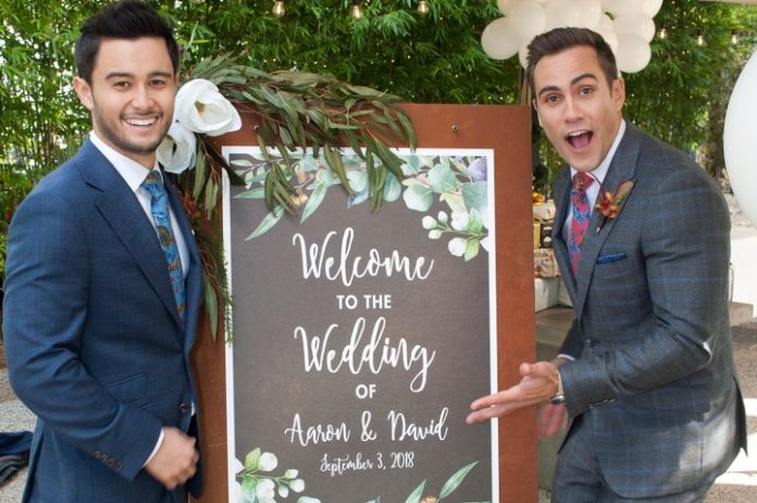TV Wedding of the year