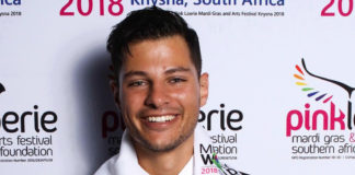 Mr Gay World 2018 Jordan Bruno - (Gerhard Meiring Photography)