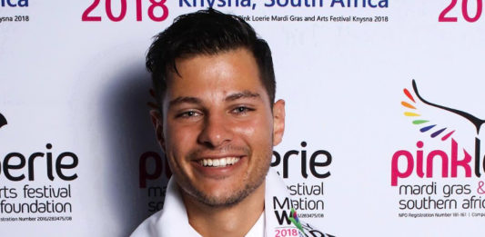 Mr Gay World 2018 Jordan Bruno - (Gerhard Meiring Photography)