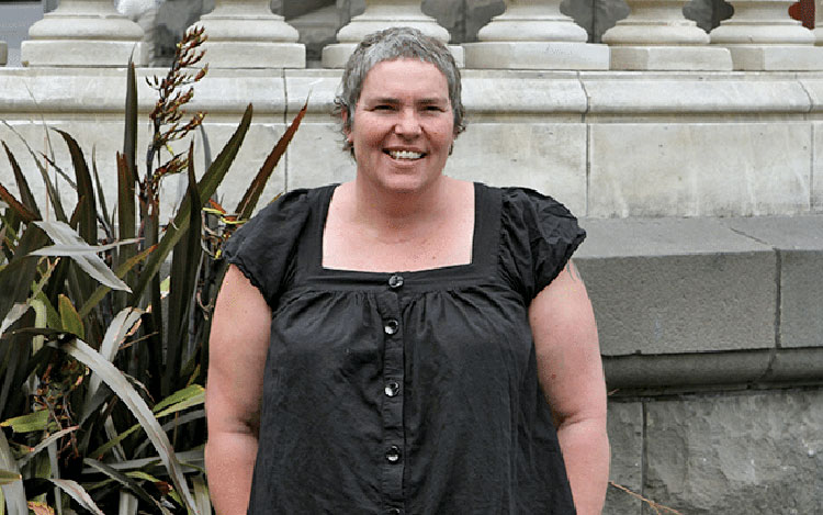 New Auckland Pride Chairperson Cissy Rock