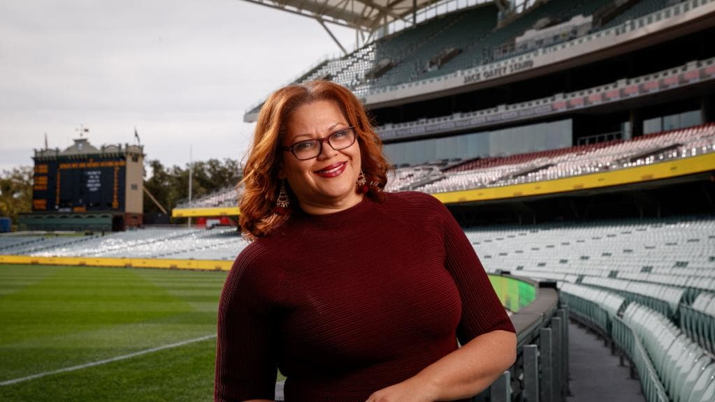 AFL Inclusion and Social Policy General Manager Tanya Hosch