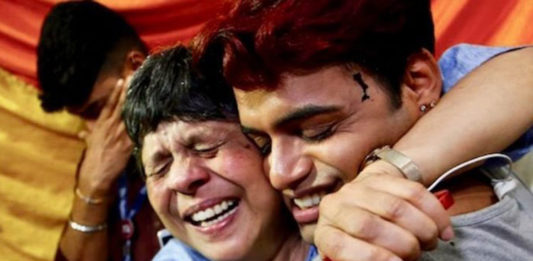 After 150 years the Supreme Court of India has just overturned a law banning same sex couples! Huge victory for equality!