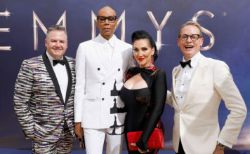 Ru Paul's Drag Race at the Emmy's
