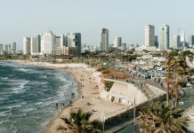 Tel Aviv Israel - Host city for Eurovision 2019