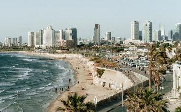 Tel Aviv Israel - Host city for Eurovision 2019