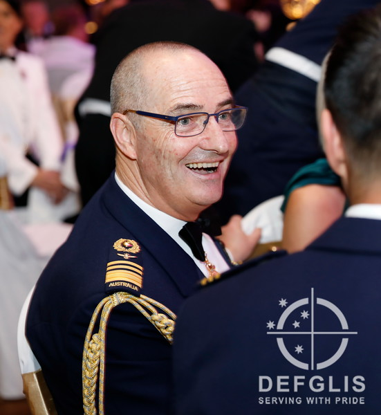Chief of Joint Operations, Air Marshall Mel Hupfield. Photos by Ann-Marie Calilhanna (c) Copyright DEFGLIS Defence LGBTI Information Service Incorporated