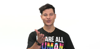 Mr Gay World 2018 Jordan Bruno (Youtube)