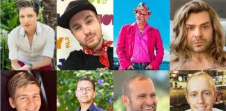 2019 Mr Gay Pride Australia Finalists