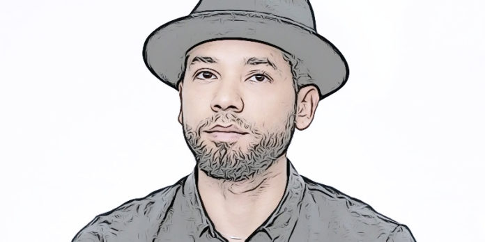 Jussie Smollett Sketch