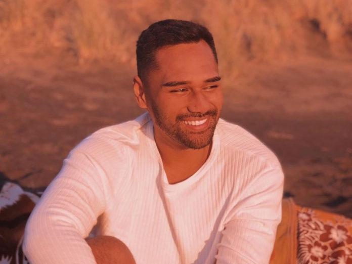 Nick Francis - 2019 Mr Gay New Zealand (Instagram)