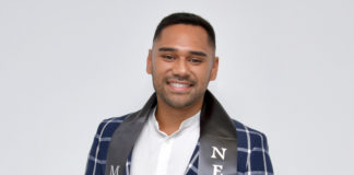 Mr Gay New Zealand 2019 Nick Francis