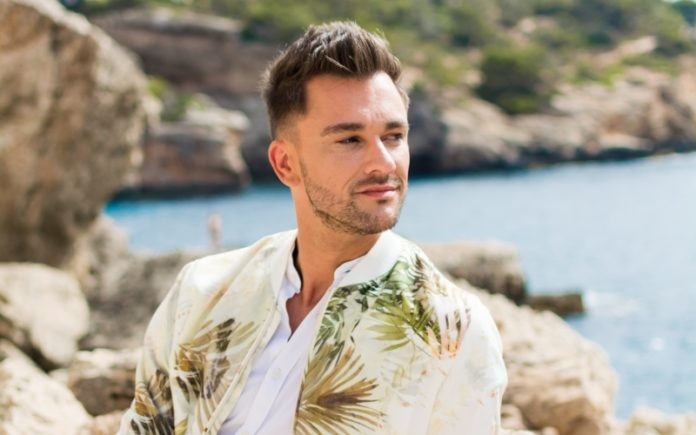 Mr Gay Belgium 2018 Bart Hesters (Supplied)