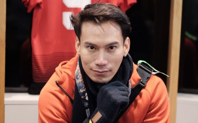 Mr Gay Thailand 2019 Chayodhom Samibat (Supplied)