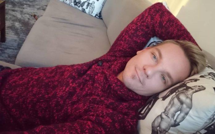 Mr Gay Finland 2019 Ismo Poutiainen (Instagram)
