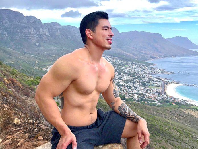 Mr Gay World Philippines 2019 Janjep Carlos (Supplied)